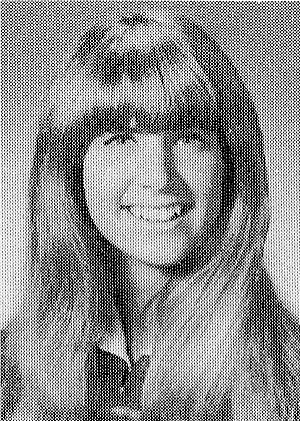 Diane's high school photo, name cropped out